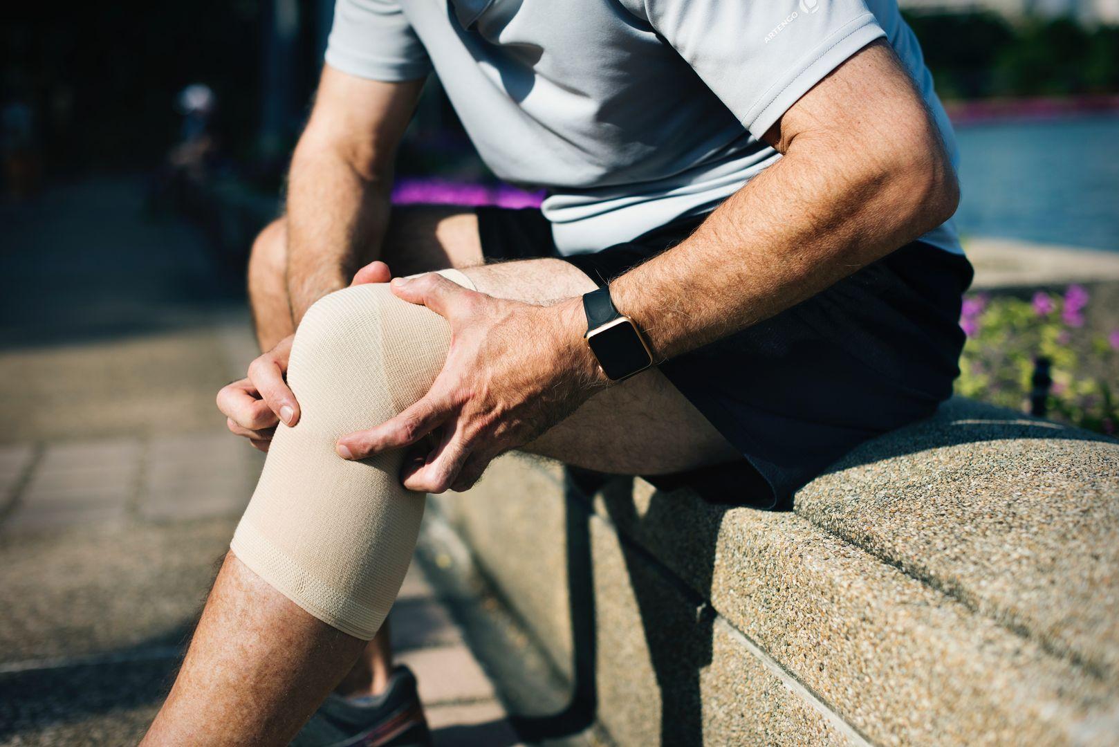 Βιολογική αντιμετώπιση για πόνο και φλεγμονή
